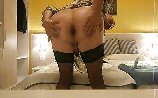 Vispa Gattina 16 - Veiled stockings, feminine high heels and anal ticklings have always been